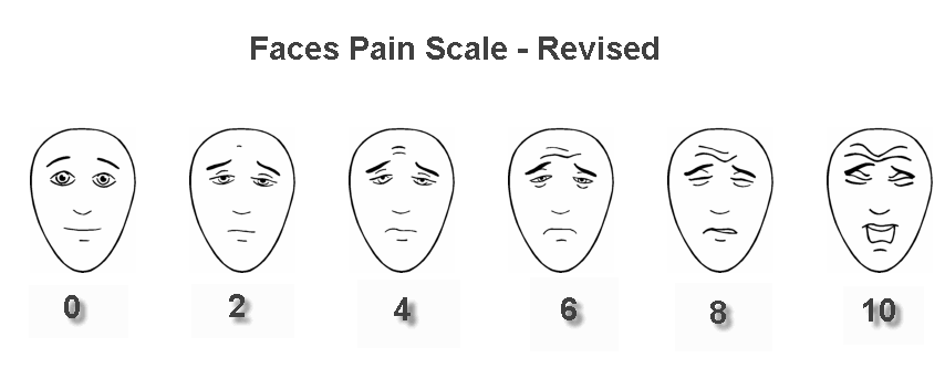 Cognition and communication pain scale fps and body diagrams other standardized tools are available to reliably assess pain response in non verbal patients including infants ccuart Image collections