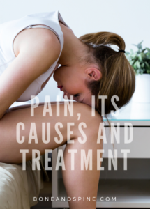 pain causes and treatment