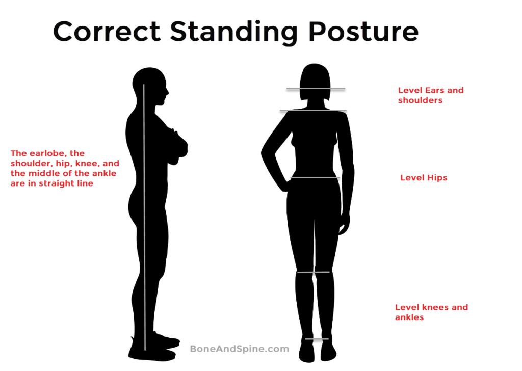 standing posture