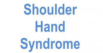 shoulder-hand-syndrome