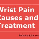 wrist pain text image