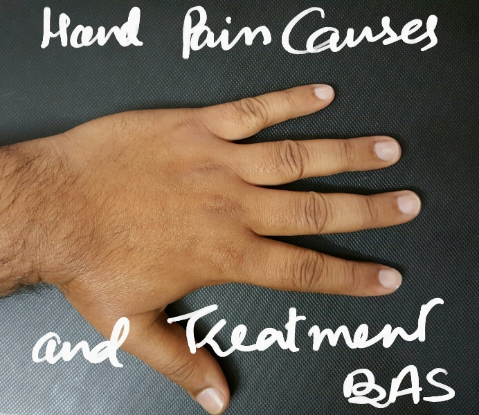 hand pain causes and treatment bone and spine