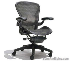 Conventional Ergonomic Chair