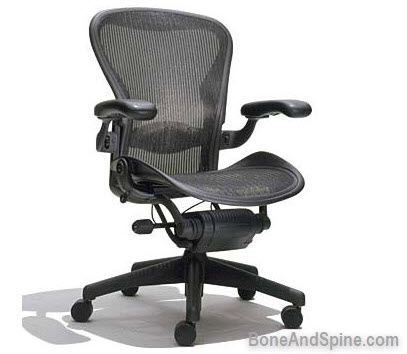 Ergonomic Chair Features Types And