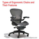 Ergonomic chairs reduce the stress on the ailing parts